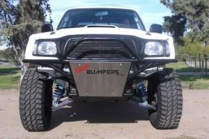 Baja Bumpers - Tacoma Front Bumper