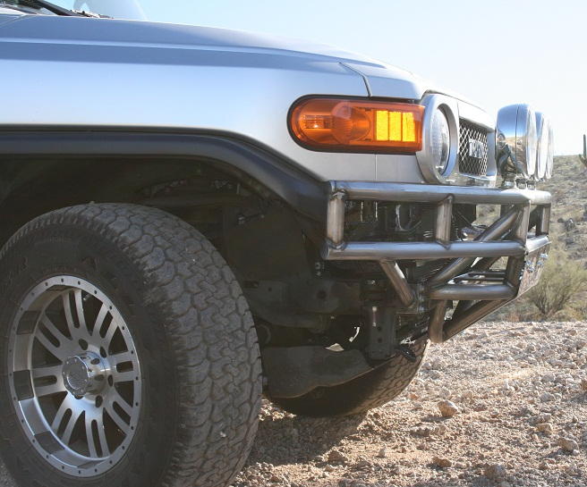 Fj Cruiser Tube Bumper : Race quality tube bumpers off road accessories product